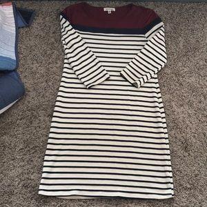 🍁MOVING SALE🍁 Striped dress NWOT